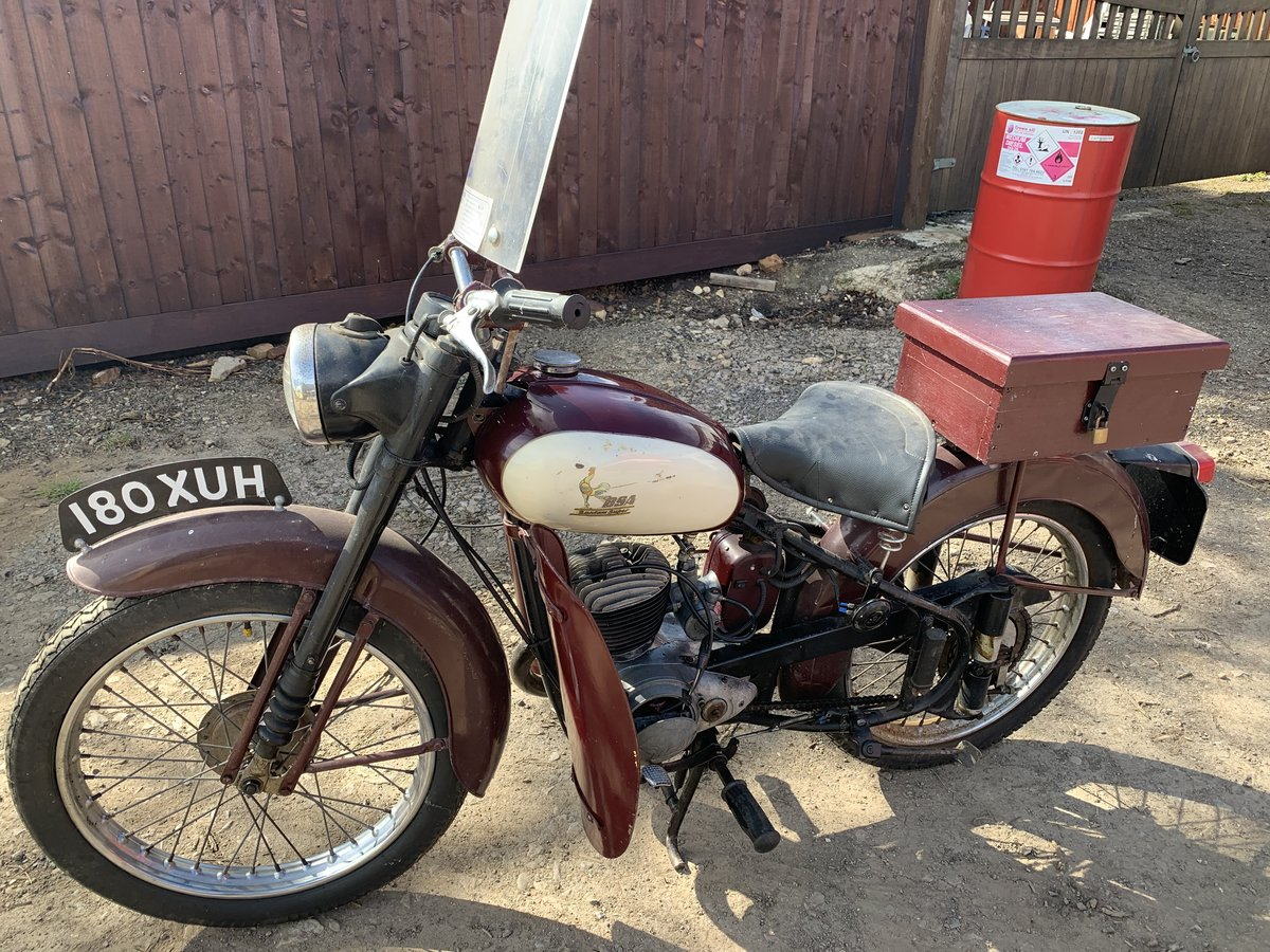 1954 BSA Bantam For Sale (picture 5 of 5)