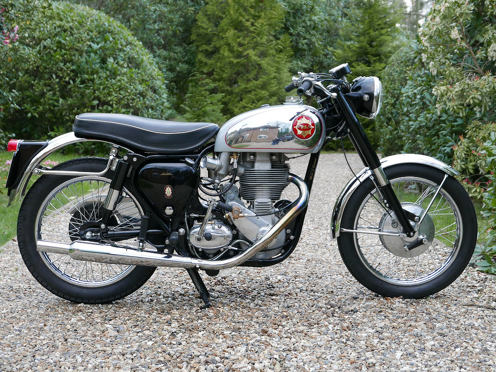 BSA Gold Star ES 1958 For Sale (picture 1 of 6)