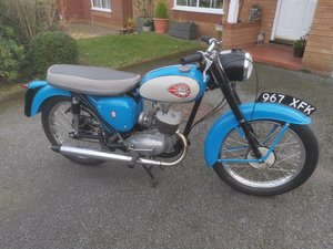 Picture of 1964 BSA Bantam
