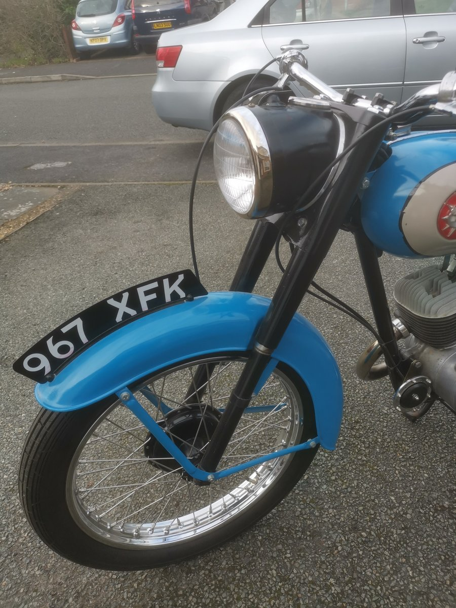 1964 BSA Bantam For Sale (picture 2 of 6)