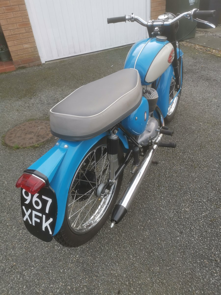 1964 BSA Bantam For Sale (picture 3 of 6)