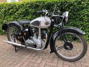 BSA M23 SILVERSTAR 1939