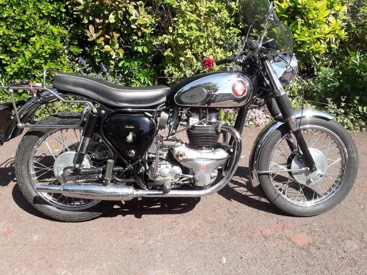 1959 BSA Super Rocket, RGS For Sale (picture 3 of 5)