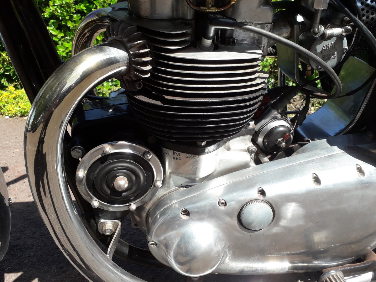 1959 BSA Super Rocket, RGS For Sale (picture 4 of 5)