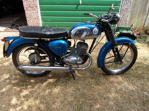 1969 BSA Bantam B175