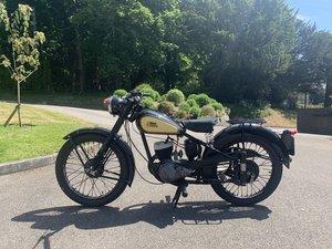 1960 BSA Bantam D1 125cc