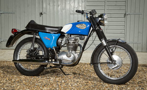 BSA Starfire -lovely bike
