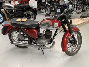 1970 BSA Bantam 175 one owner