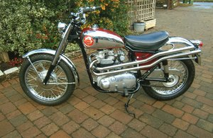 1961 BSA Spitfire Replica For Sale