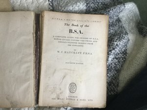 Picture of The book of the BSA