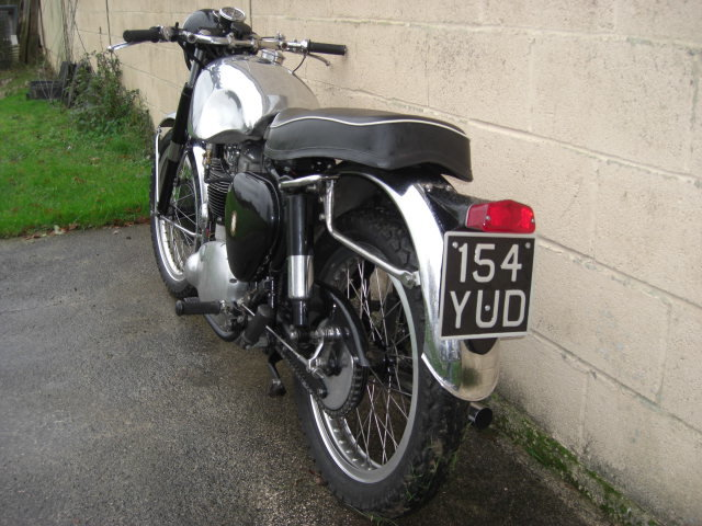 1961 1954/61 BSA Rocket Goldstar Replica For Sale (picture 4 of 6)