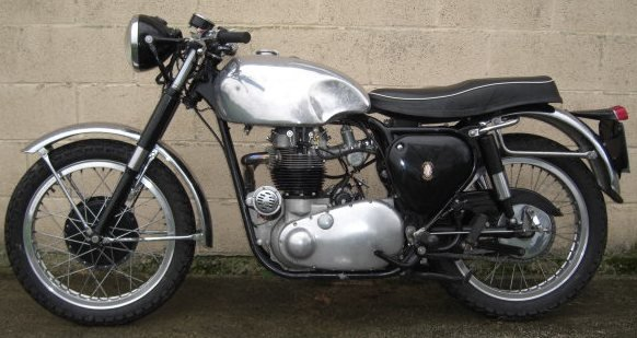 1961 1954/61 BSA Rocket Goldstar Replica For Sale (picture 5 of 6)