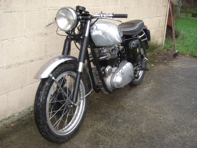 1961 1954/61 BSA Rocket Goldstar Replica For Sale (picture 6 of 6)