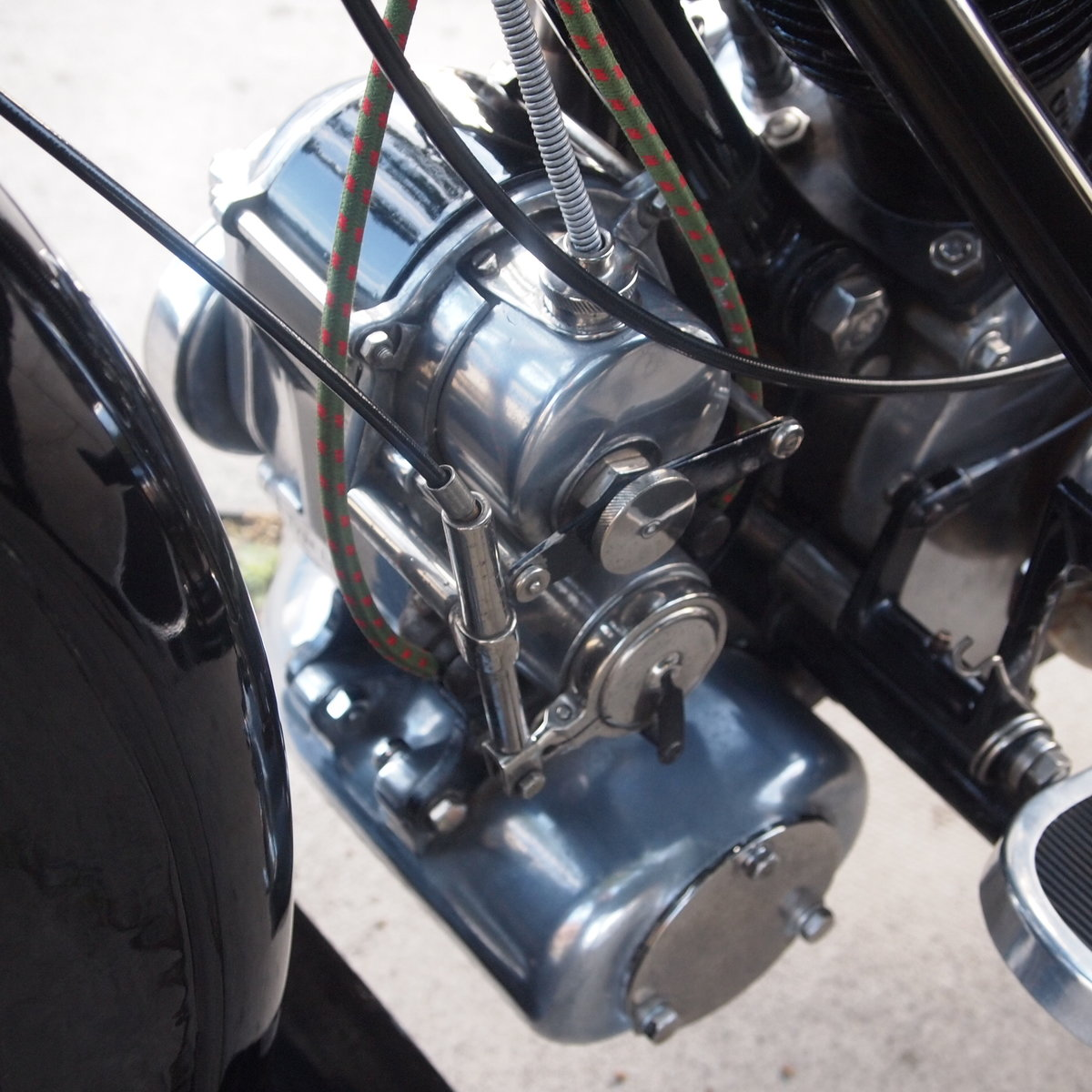 1921 BSA Model A 770cc V Twin, Owned By Ex BSA Expert. For Sale (picture 3 of 6)