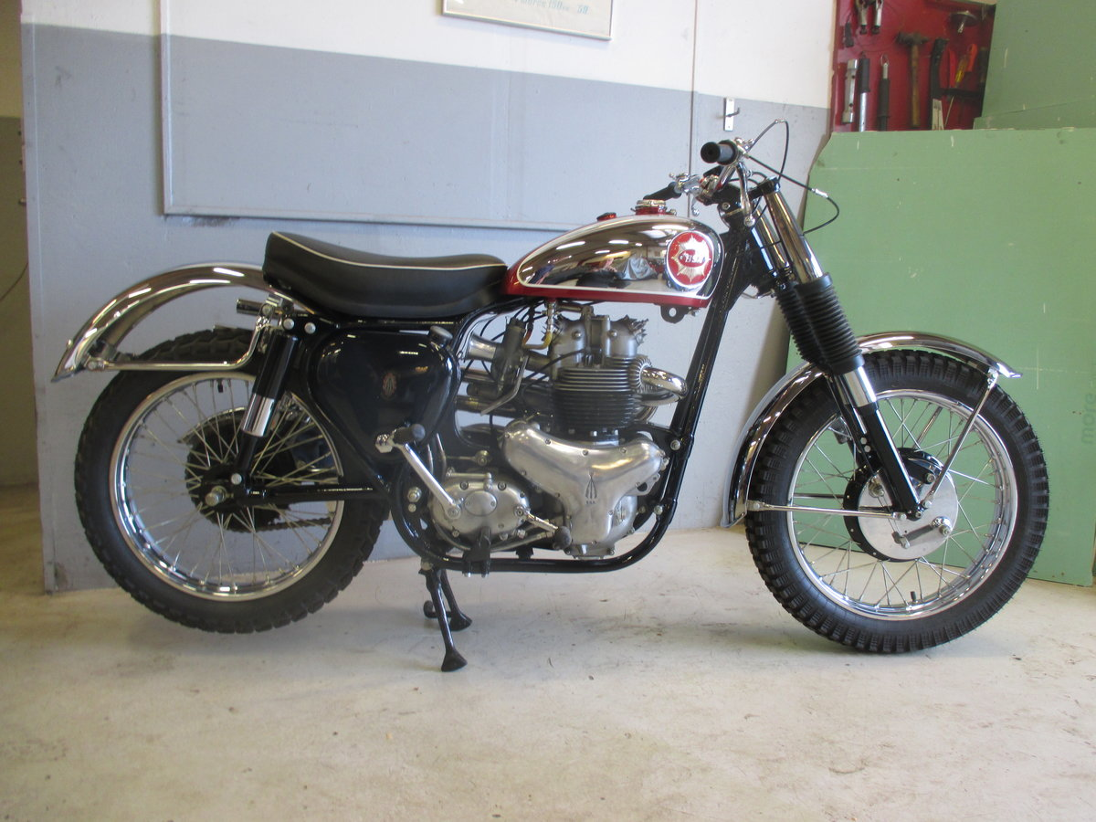 1963 BSA Rocket Gold Star Competition For Sale (picture 1 of 6)