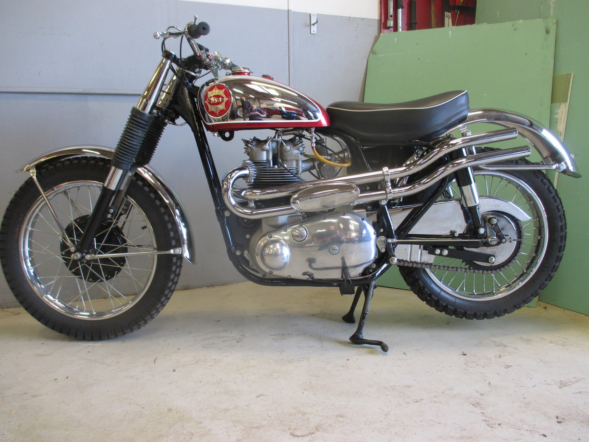 1963 BSA Rocket Gold Star Competition For Sale (picture 3 of 6)