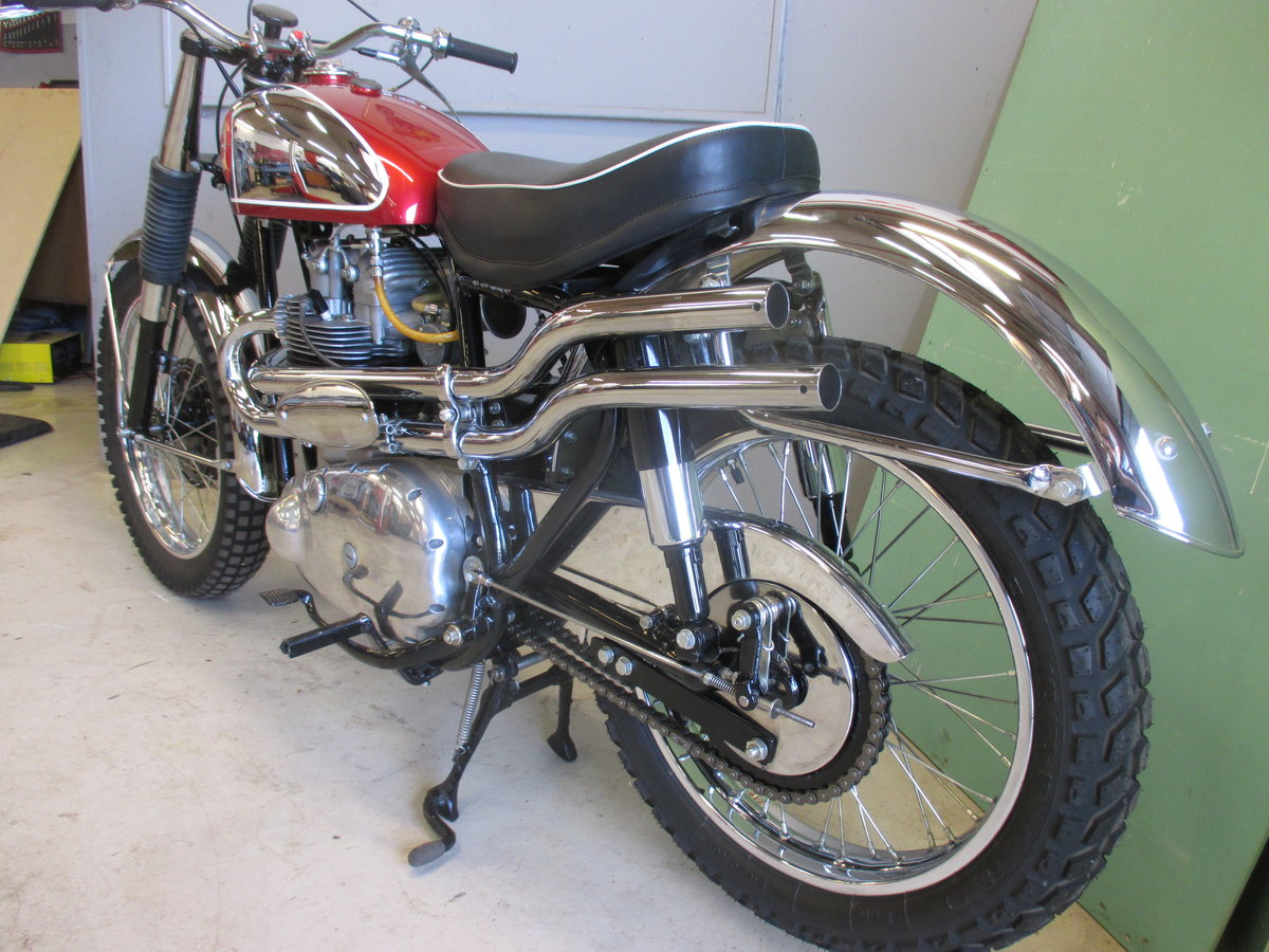 1963 BSA Rocket Gold Star Competition For Sale (picture 4 of 6)