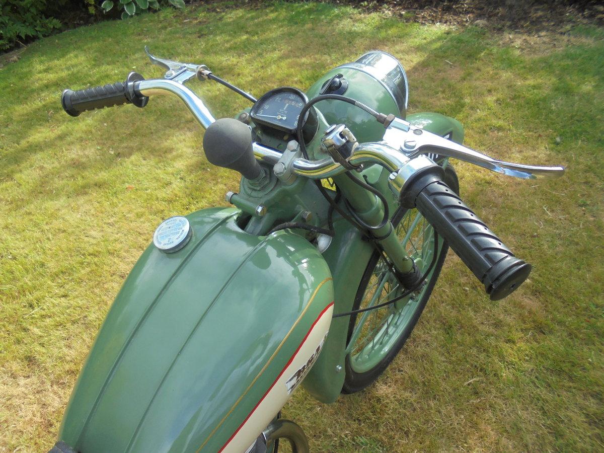 1949 BSA bantam d1 125cc rigid For Sale (picture 2 of 6)