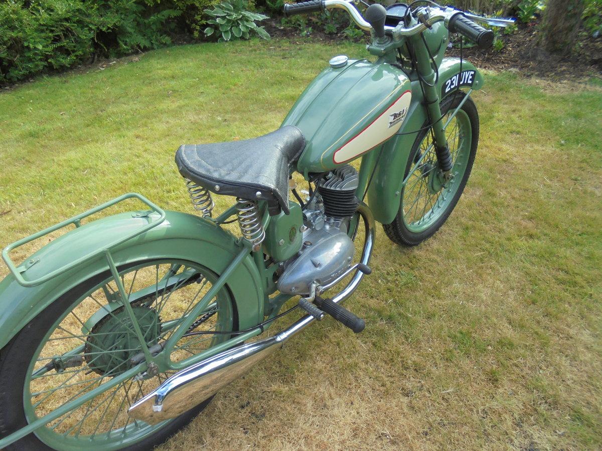 1949 BSA bantam d1 125cc rigid For Sale (picture 4 of 6)
