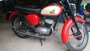 1957 BSA Bantam D7