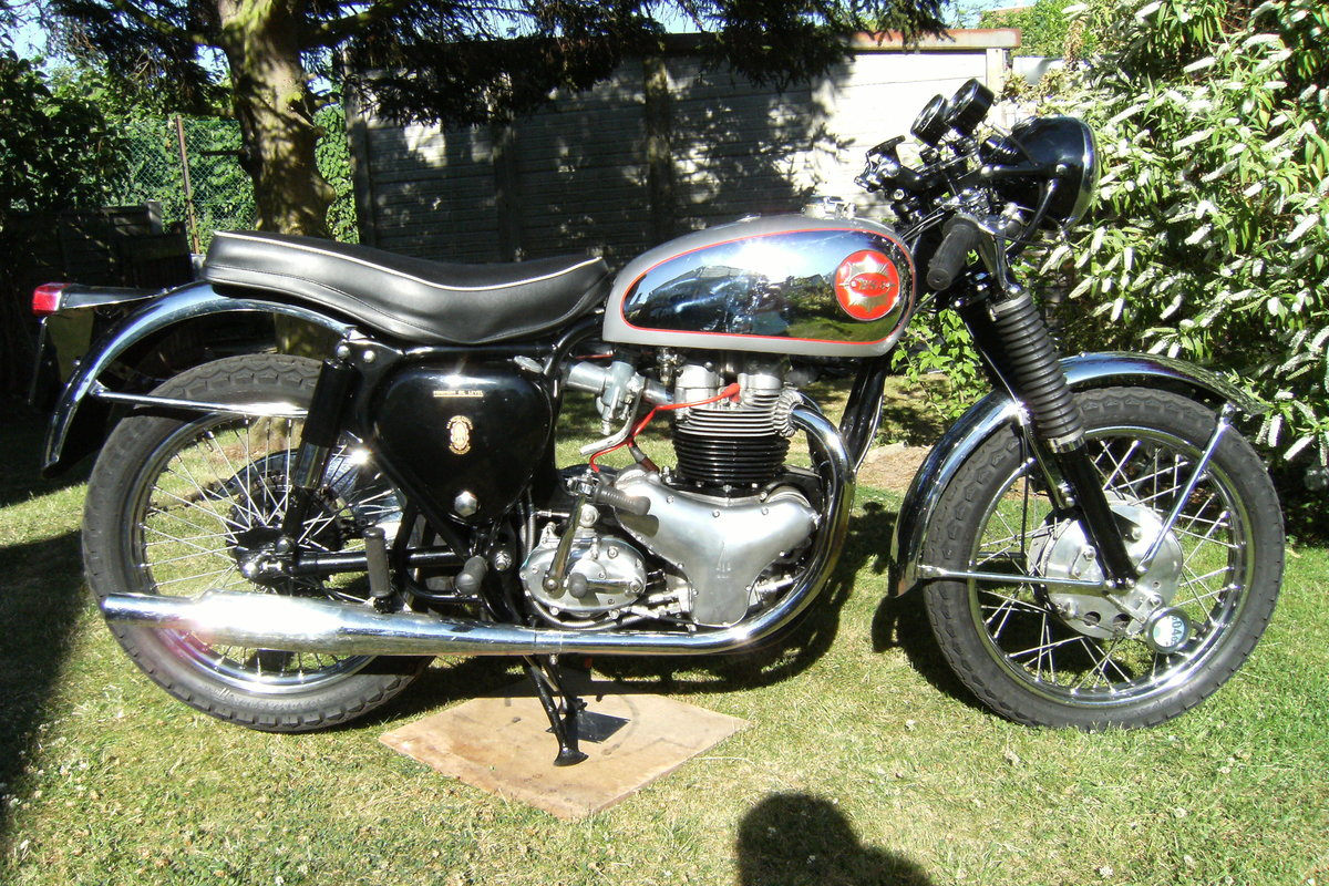 Bsa rocket gold star 1963. For Sale (picture 2 of 2)