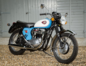 BSA A65 Lightning Rocket; just stunning