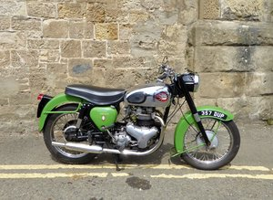 BSA A7 Shooting Star 500 Twin