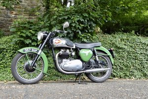 1959 BSA A7 Shooting Star 500 Twin