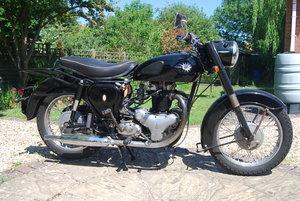 1959 BSA A10 Golden Flash, 650cc.