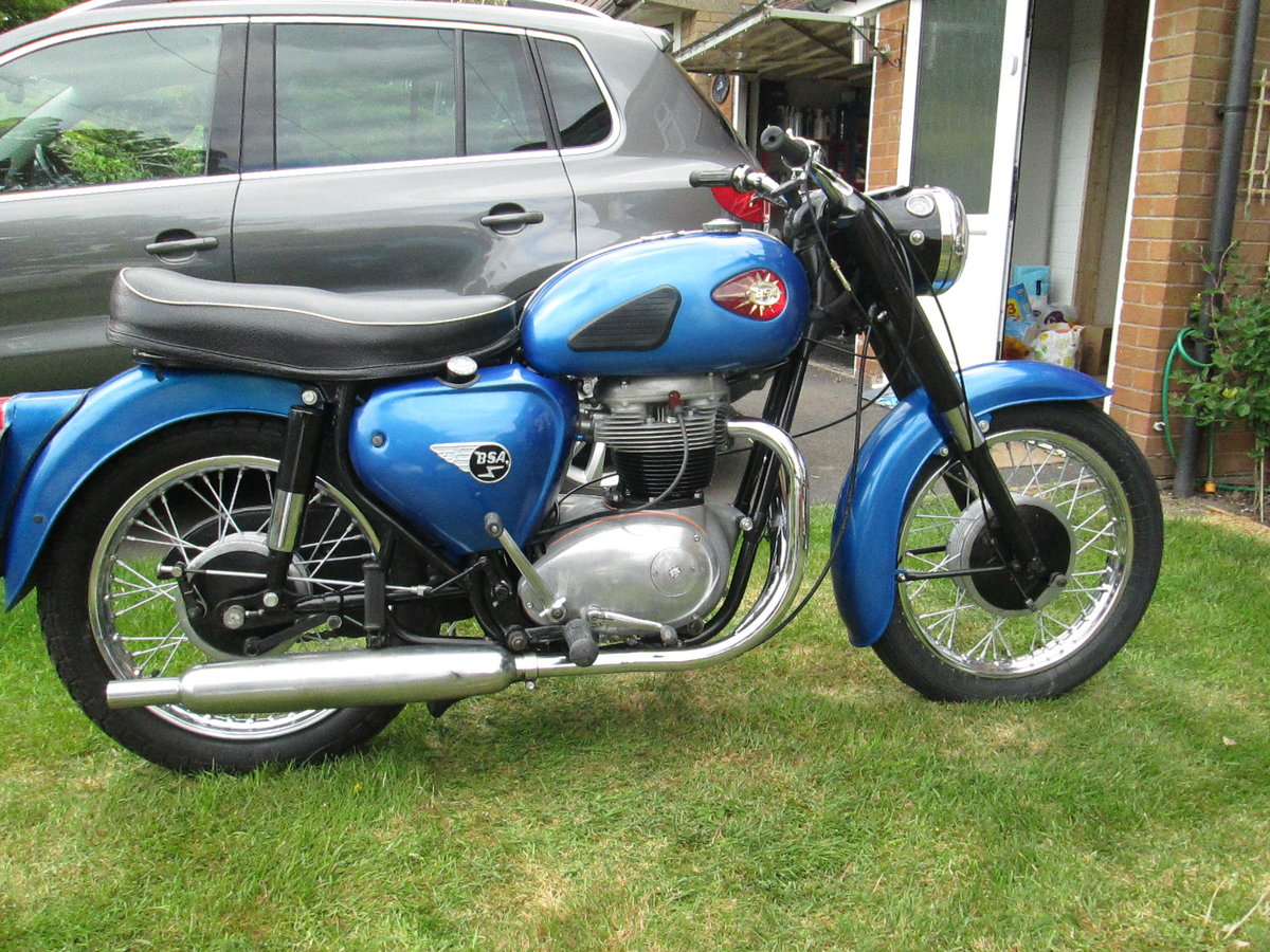 1964 BSA A65 Star Twin  For Sale (picture 1 of 6)