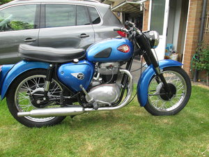 BSA A65 Star Twin