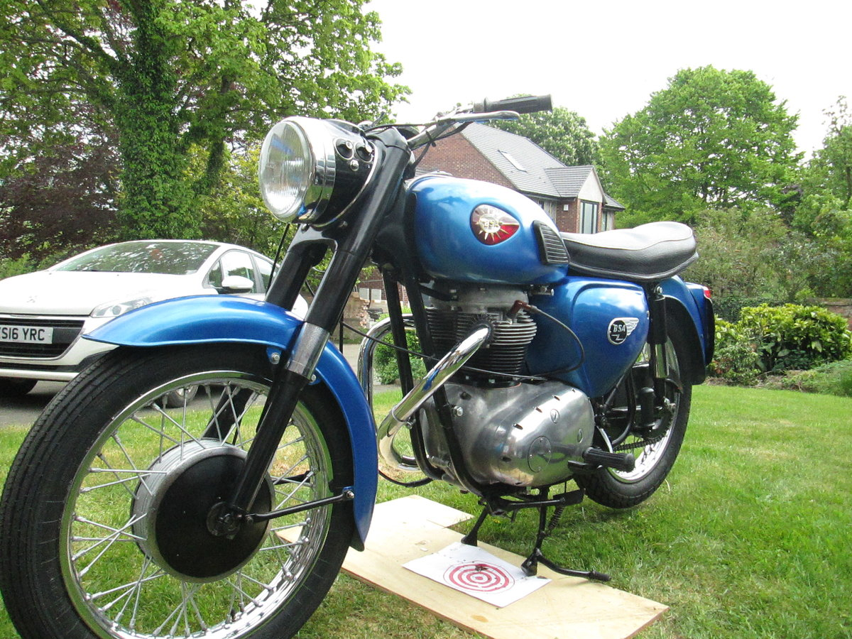 1964 BSA A65 Star Twin  For Sale (picture 2 of 6)