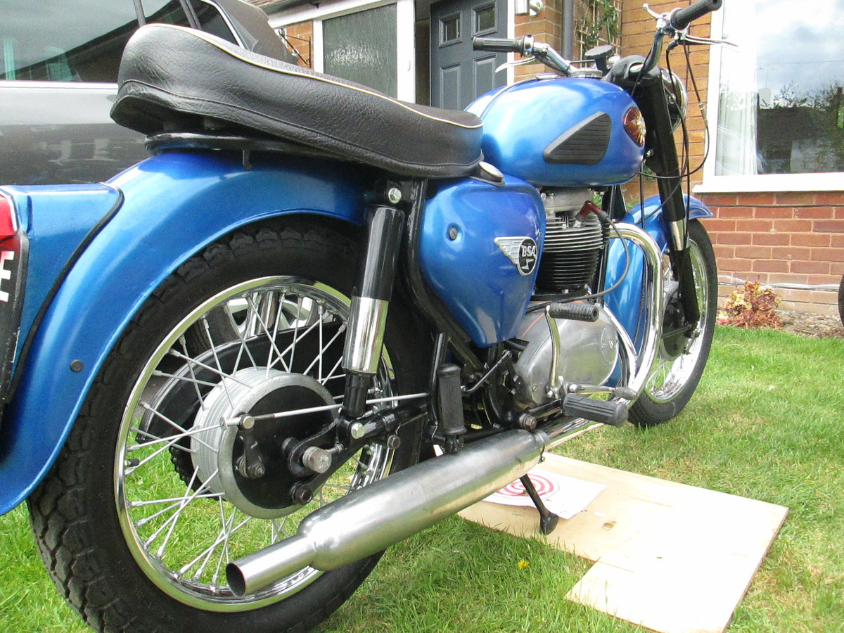 1964 BSA A65 Star Twin  For Sale (picture 6 of 6)