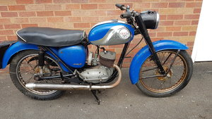 1967 BSA BANTAM D14 / 4 STORED 4 YRS LIGHT REFURB