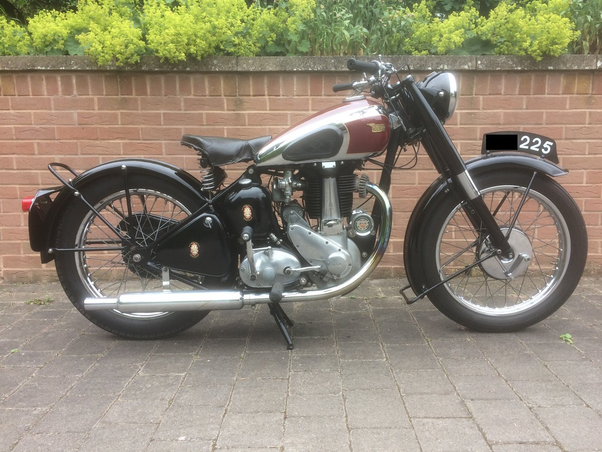 1948 BSA B33  For Sale (picture 6 of 6)