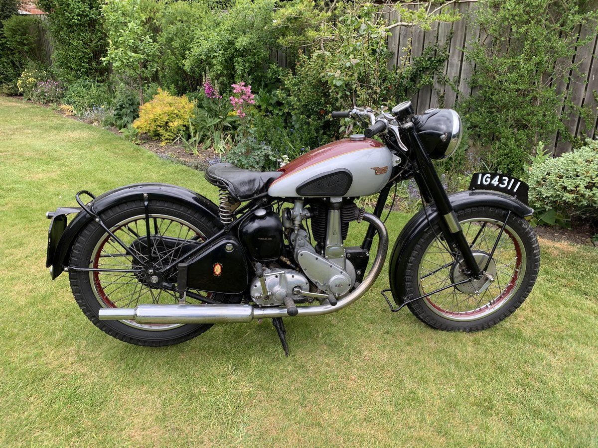 1949 Bsa b33 For Sale (picture 1 of 6)