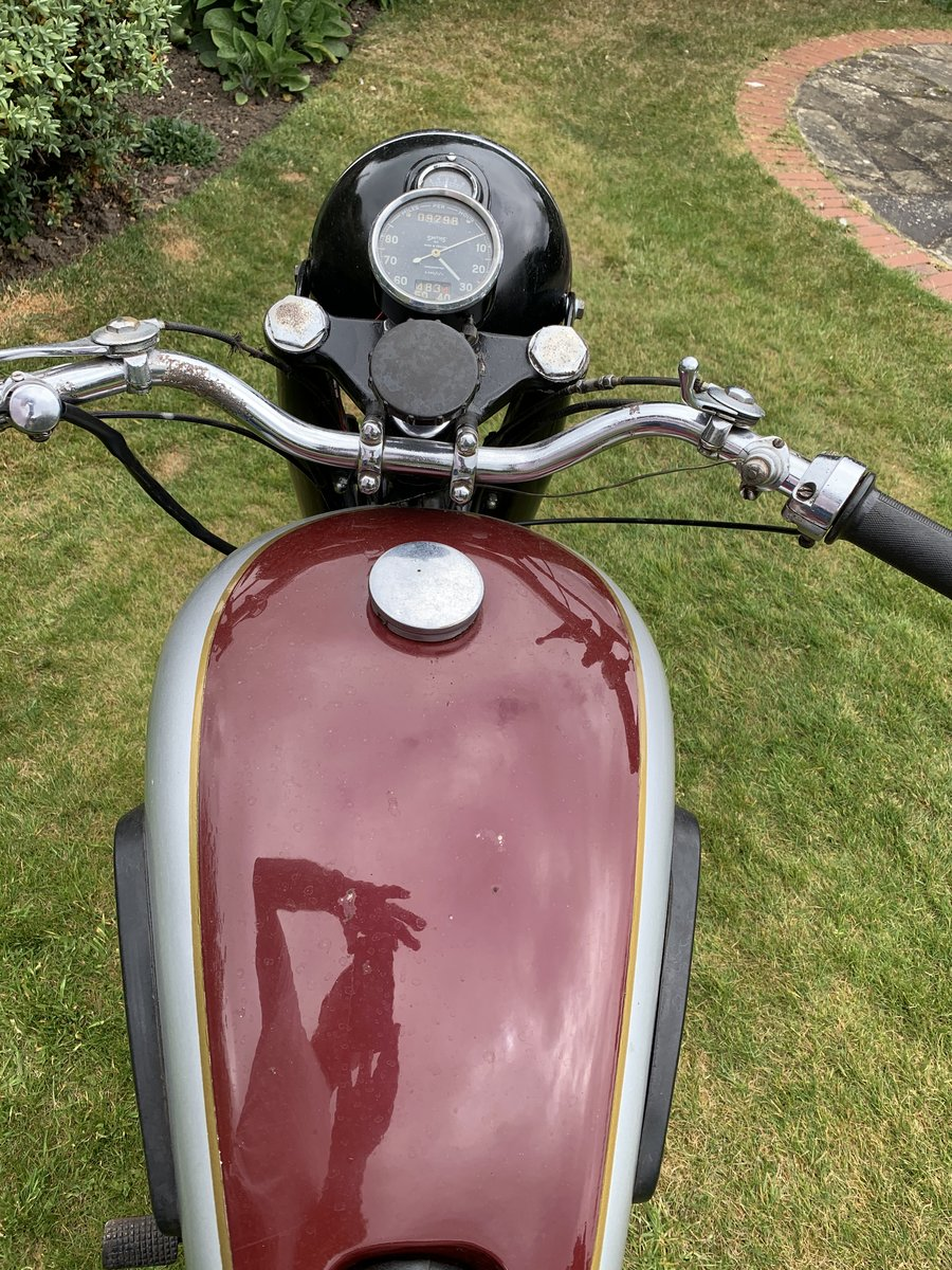 1949 Bsa b33 For Sale (picture 2 of 6)
