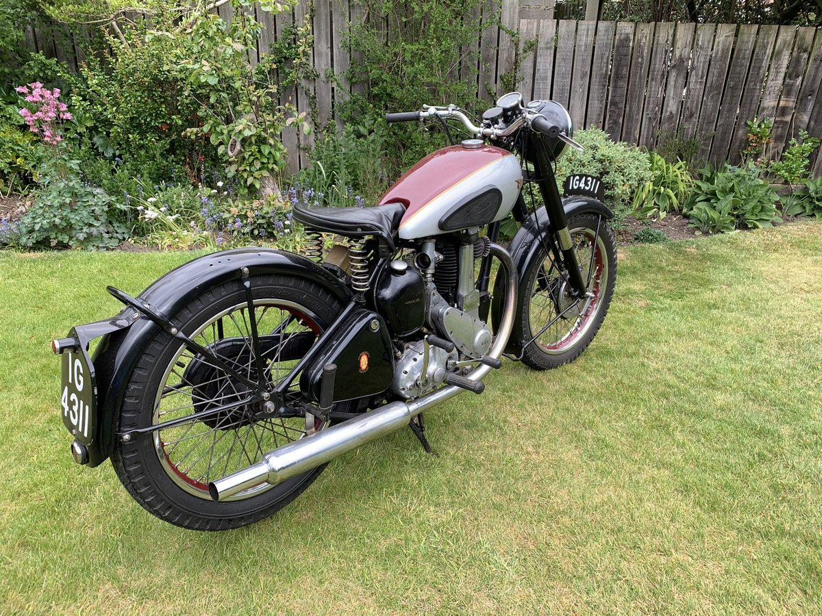 1949 Bsa b33 For Sale (picture 3 of 6)