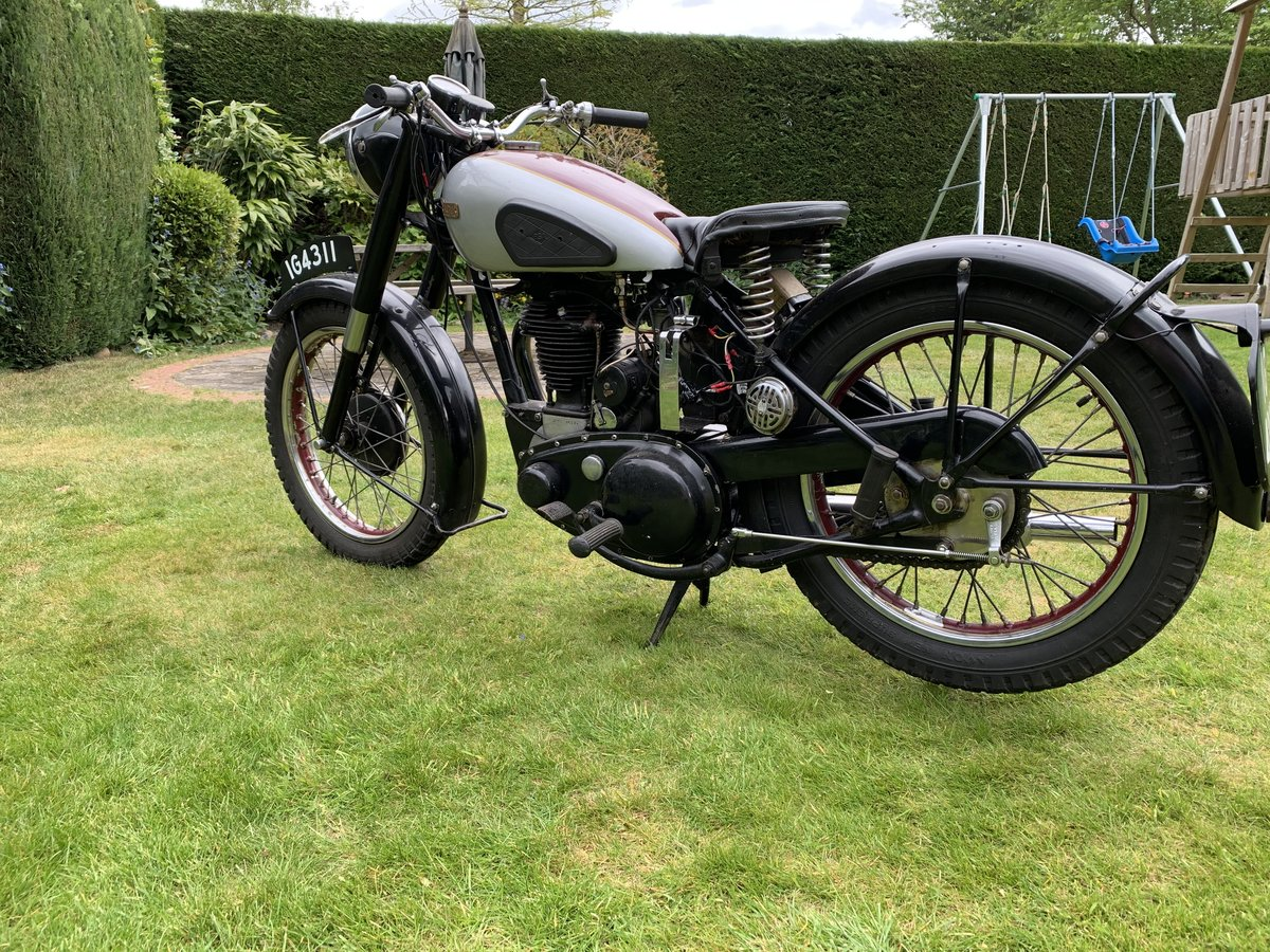 1949 Bsa b33 For Sale (picture 4 of 6)
