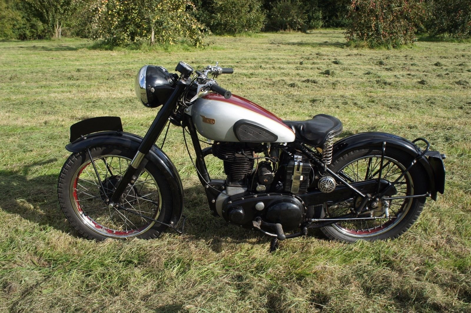 1949 Bsa b33 For Sale (picture 6 of 6)