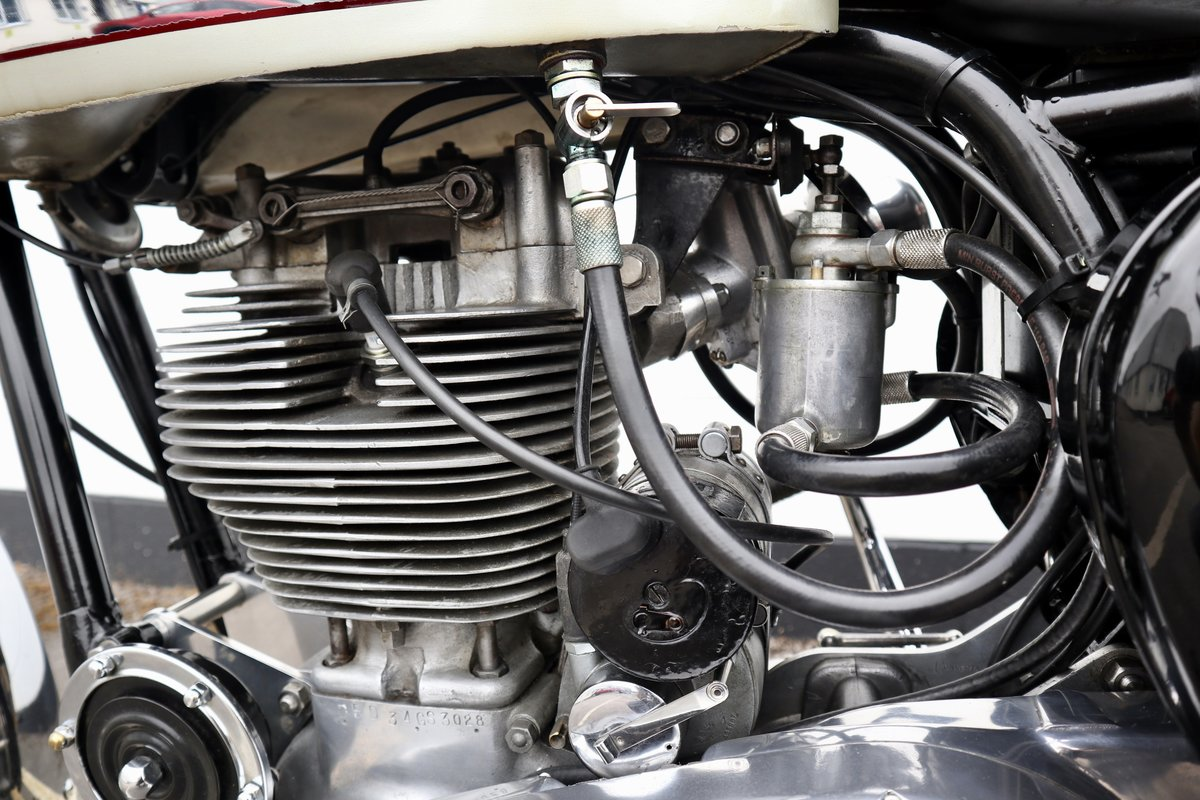 1959 BSA DBD34 Gold Star 500cc - With Pearson Electric Start SOLD (picture 4 of 6)