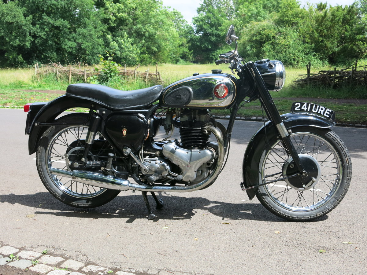 1958 BSA A10 Super reliable  SOLD (picture 1 of 6)