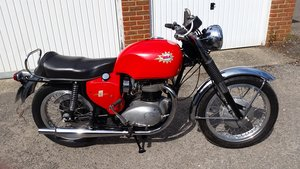 1967 BSA A65S 650cc Spitfire Twin For Sale