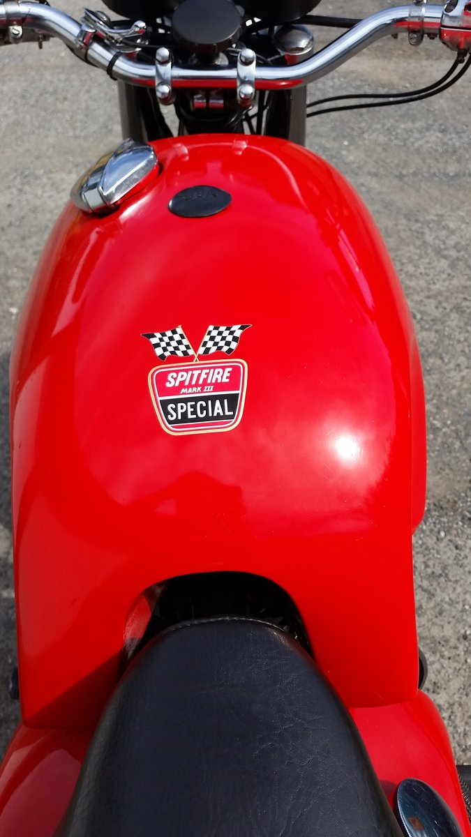 1967 BSA A65S 650cc Spitfire Twin For Sale (picture 4 of 6)