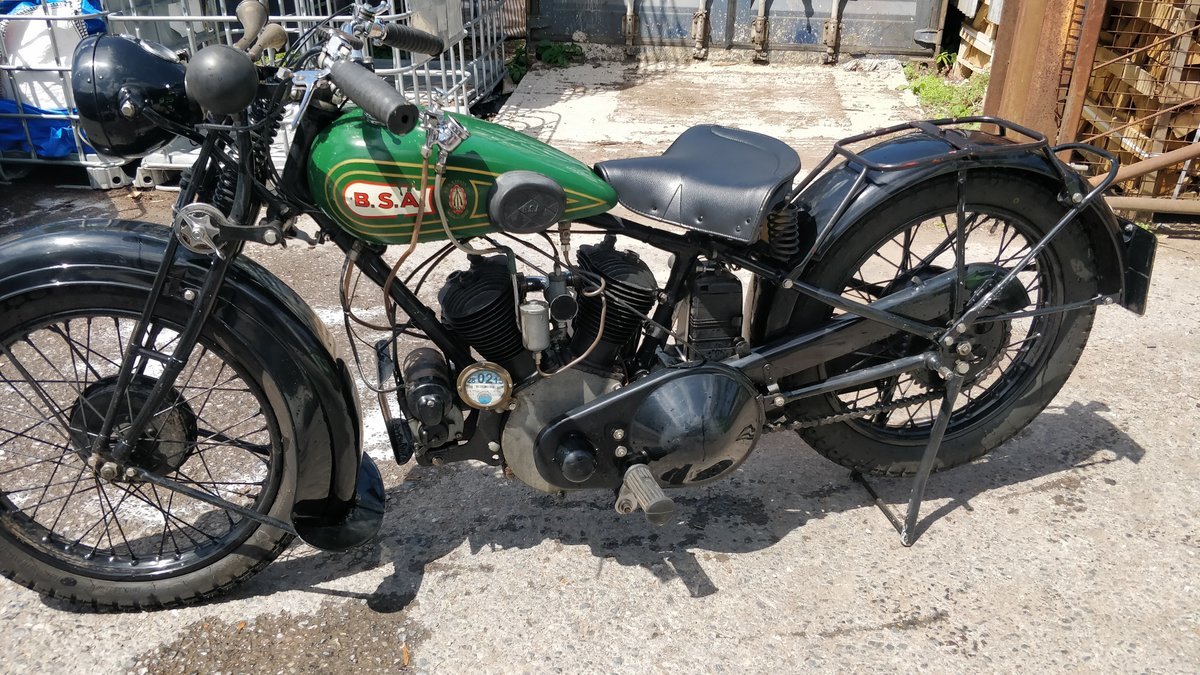 1930 BSA 770cc  For Sale (picture 2 of 6)