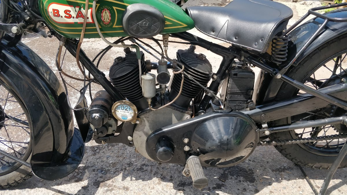 1930 BSA 770cc  For Sale (picture 3 of 6)