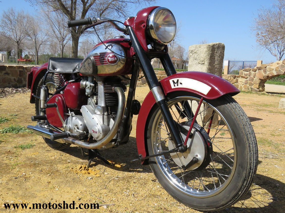 BSA B33 from 1954 For Sale (picture 2 of 6)