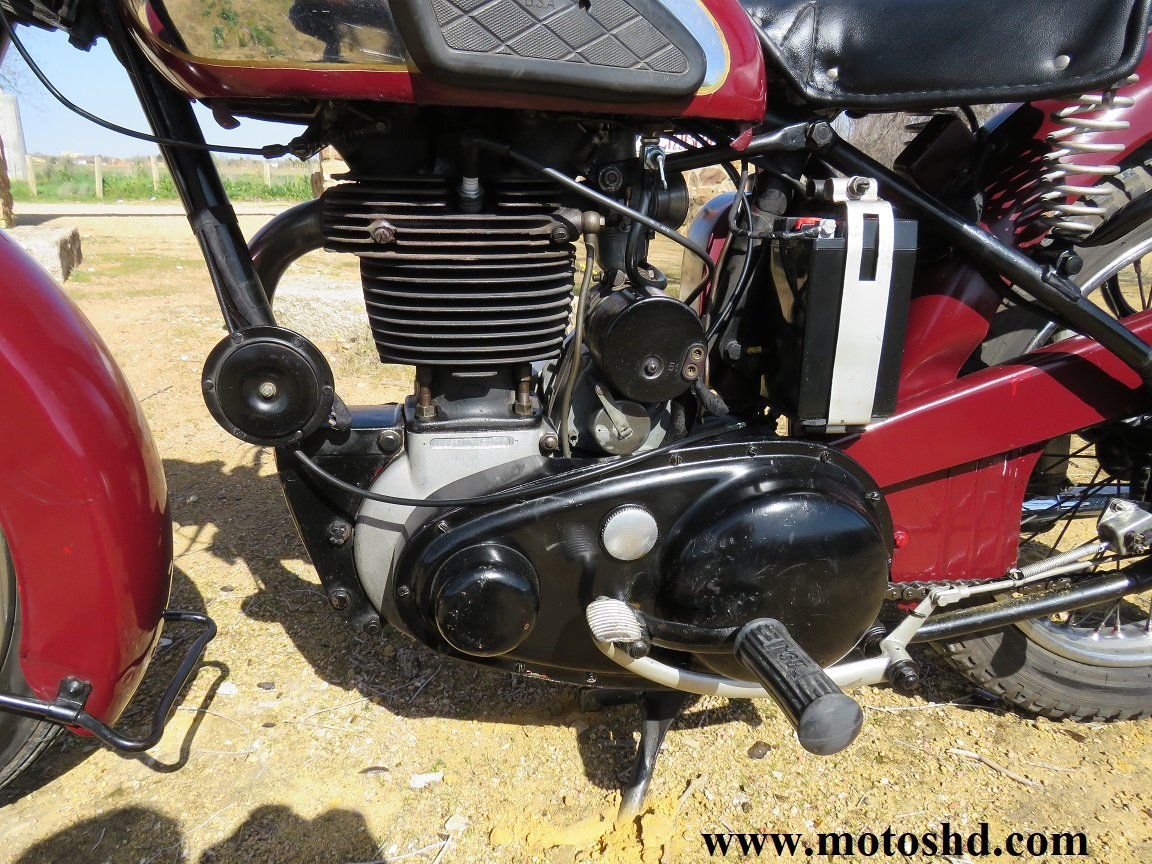 BSA B33 from 1954 For Sale (picture 5 of 6)