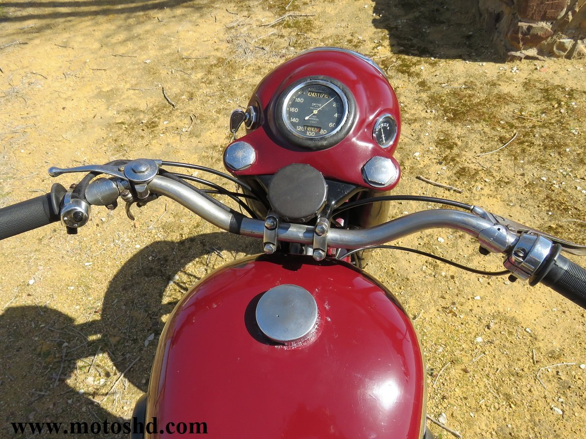 BSA B33 from 1954 For Sale (picture 6 of 6)