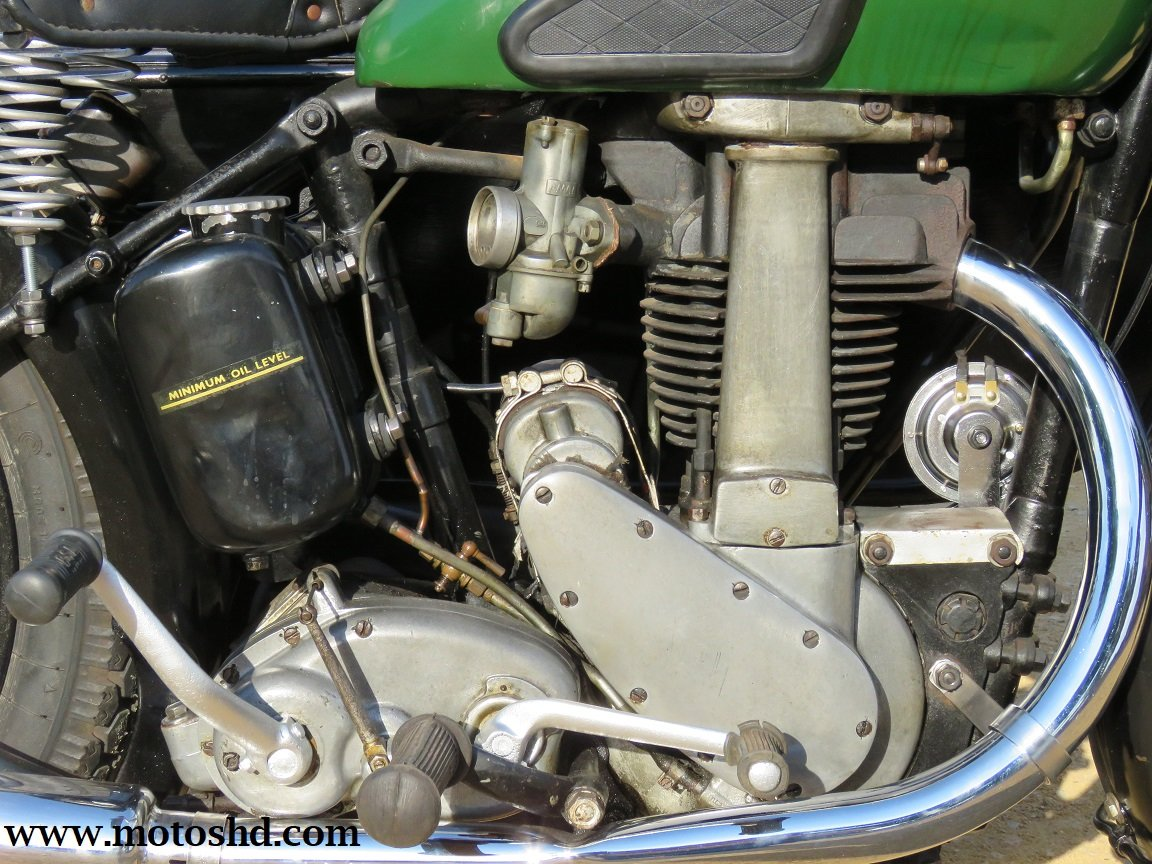 BSA M22 from 1937 For Sale (picture 5 of 6)